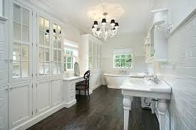 bathrooms with white cabinets white master bathroom ideas white paneled master bathroom in saint