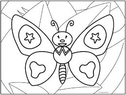 115 dessins de coloriage papillon à imprimer