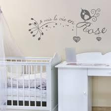 stickers chambre de bebe sticker chambre enfant interdit aux monstres