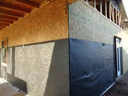 insulation drywall air conditioning stucco prep and doors