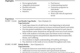 Sample Resume For Fitness Instructor by To Make A Zumba Resume Sue Koch Fitness Instructor Resume