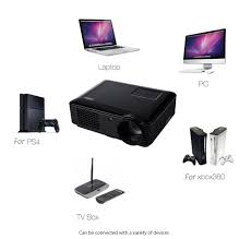 home theater computer powerful sv 228 4000 lumens 1280 800 pixels multimedia lcd