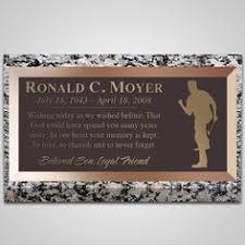 cemetery plaques the water ski bronze plaque is a memorial bronze plaque which can