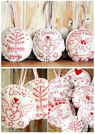 free christmas ornament craft patterns christmas trees 2017