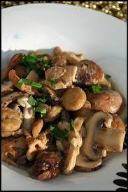 cuisiner marrons poêlée de chignons et marrons chez becky et liz de