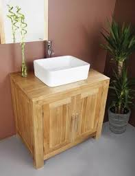 Unfinished Wood Vanities Bathroom Cabinet Simple Solid Wood Vanities View Bathroom Cabinet