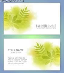 green business card template archives deoci com deoci com free
