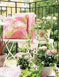 Beautiful Balcony Proper Garden Theme Awesome Gardens Decorating Ideas Improving