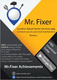 mr fixer android app mrfixer app twitter
