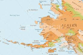 Alaska Usa Map by Political Map Of United States Of America Ezilon Maps Usa