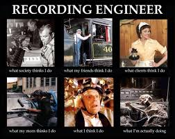 Audio Engineer Meme - recording engineer facts pinterest meme