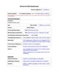 software for resume software for resume making for free download cv sample for phd