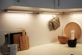 éclairage intégré cuisine ikea