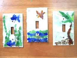 painted light switch covers decorative light switch plates decorative light switch covers