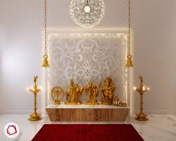 Mandir Decoration At Home 8 Mandir Designs For Contemporary Indian Homes