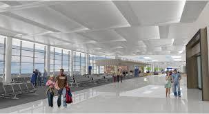 Phoenix Airport Terminal Map by Terminal Modernization