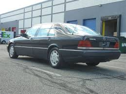 1993 mercedes benz 600 sel corsa motors