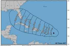 Miami On Map by Hurricane Irma Forces Buccaneers Vs Dolphins To Be Rescheduled