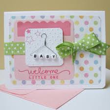 Handmade Baby Shower Cards Pinterest Card Blanc By Kathy Martin Handmade From The Heart Card