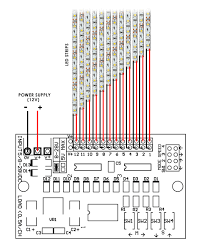 led magician led chaser sequencer running lights modules manual