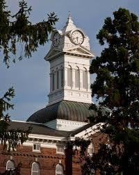 Pennsylvania travel clock images Kutztown university in the winter kutztown pennsylvania jpg