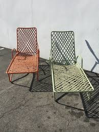 Vintage Brown Jordan Outdoor Furniture by 2 Brown Jordan Tamiami Adjustable Chaise Lounge Pool Patio Chair
