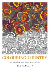 colouring country ros moriarty 9781743368428 murdoch books