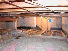 how to insulate your crawl space crawl spaces spaces and basements