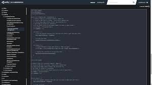 Dark Colors Names Docs Unity3d U0026 Local Unity Black A Dark Css Theme With Js C