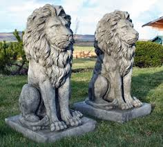 marble lions for sale large garden decoration carved carvings and sculptures