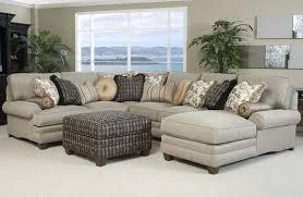 e64860 high back sectional sofas