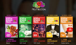 amc theaters gift card free fruit of the loom gift card 200 amc theater gift card and more