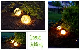 Solar Patio Lighting Ideas by Furniture Winsome Landscape Lighting Ideas Outdoor Starry Night