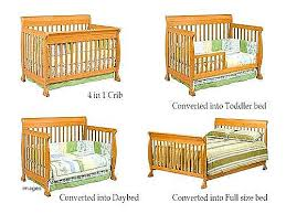 Cribs That Convert Toddler Bed Lovely Converting To Toddler Bed Converting To