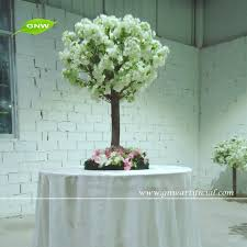 Tree Branch Centerpiece Gnw 4ft White Cherry Blossom Tree Branch Centerpiece For Wedding