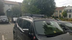 renegade jeep roof highland roof basket on u002715 jeep renegade trailhawk album on imgur
