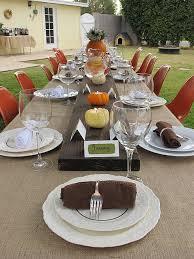 outdoor thanksgiving dinner decor ideas fall decorations