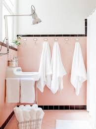 pink tile bathroom ideas 150 best my pink black 1950s bathroom images on