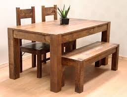 Mango Dining Table Solid Mango Wood Furniture Ironbridge Furniture Plank Furniture