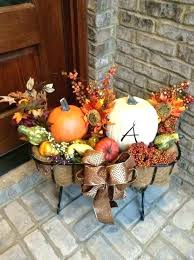 outdoor thanksgiving decorations thanksgiving decorating ideas for