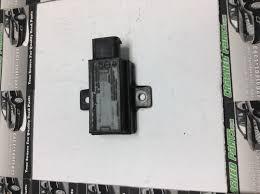 lexus used parts dallas sensor relay