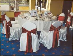 seat covers for wedding chairs wedding chair covers a wedding by caroline wedding stationery