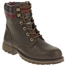womens steel toe work boots near me cat kenzie womens 6 inch steel toe work boot p90394