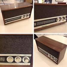 St Louis Modern Furniture by Midcentury G E Amfm Turntable Console Stereo W Mp3