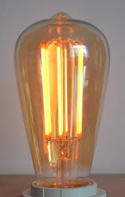 Led Light Bulb Dimmable by 6w Led Vintage Retro Squirrel Cage Dimmable Led Lamp Bulb Es E27