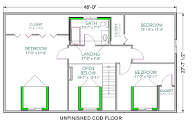 Cape Cod 4 Bedroom House Plans Awesome Cape Cod Floor Plans U2014 John Robinson House Decor Cape
