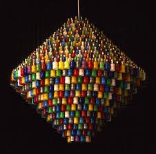 Plastic Chandelier Plastic Chandelier Design That Will Make You Feel Charmed For