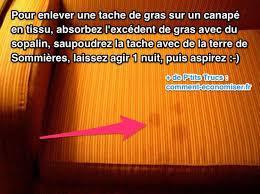 Astuce De Grand Mere Pour Nettoyer Un Canap Tache De Gras Sur Le Canapé L Astuce Simple Et Efficace Pour L