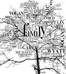family name tree your leaves from family surnames and