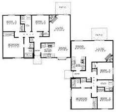 floor plans 2000 square european style house plan 4 beds 2 baths 2000 sq ft plan 2000 sq